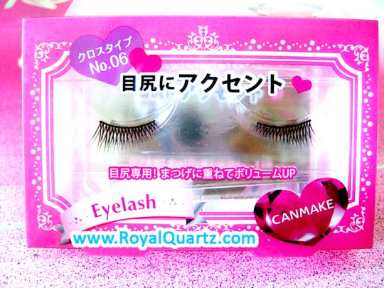 Canmake False Eyelashes - #6