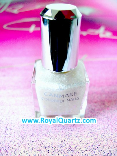 CanMake Colorful Nails - 05 French Glitter
