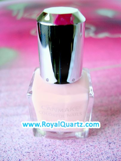 CanMake Colorful Nails - 09 Baby Pink