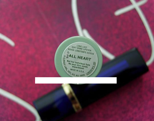 Clinique Long Last Soft Shine Lipstick - All Heart