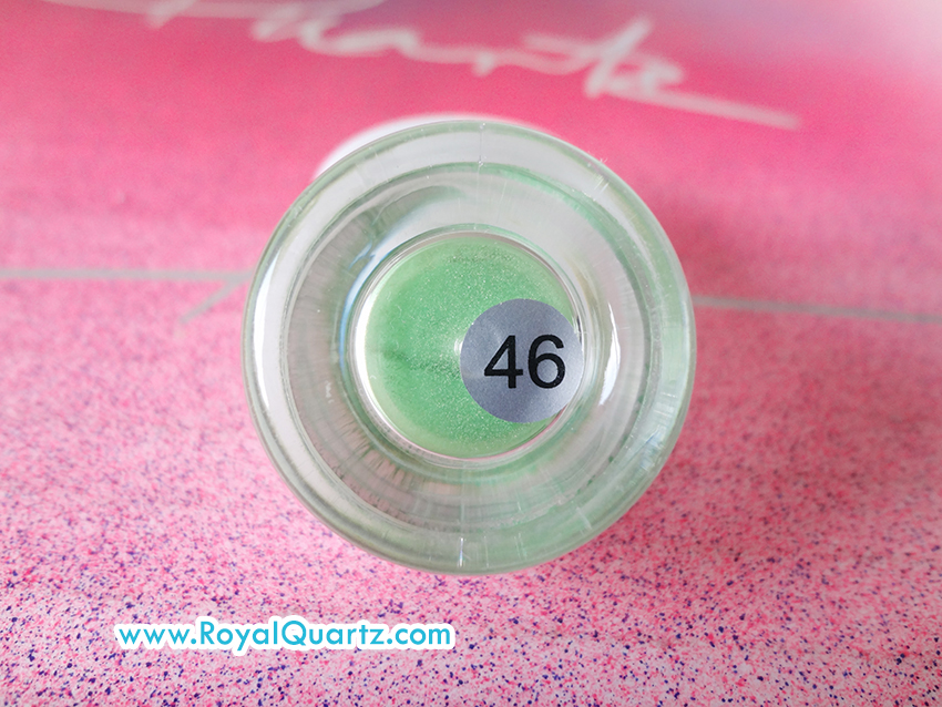 Lanmei Pigment - Vista Blue-Green 46