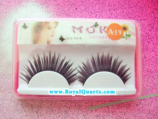 MOK False Eyelashes A19