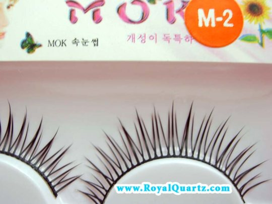 MOK False Eyelashes M2