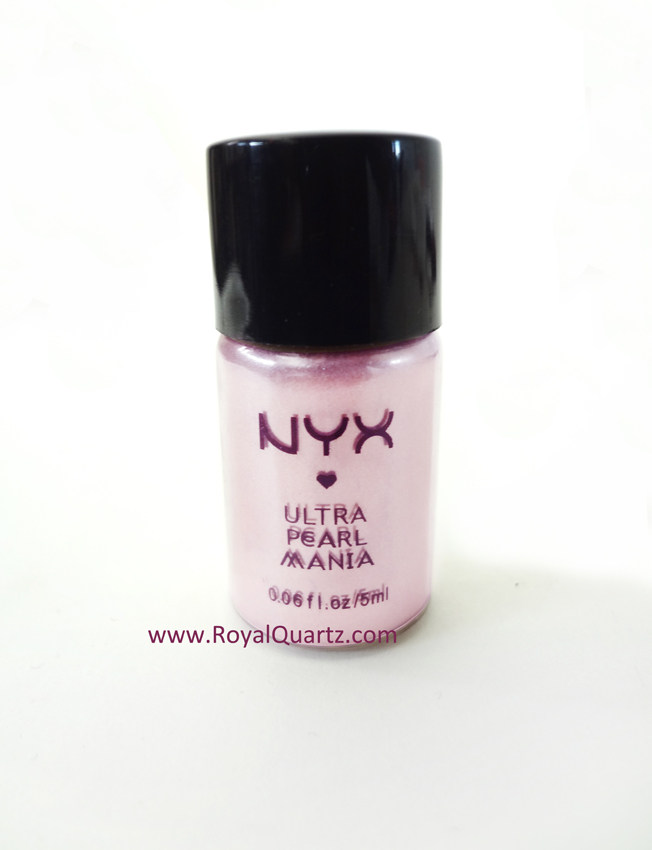 NYX Pearl Mania - Baby Pink Pearl