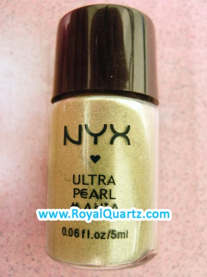 NYX Pearl Mania - Lime Pearl