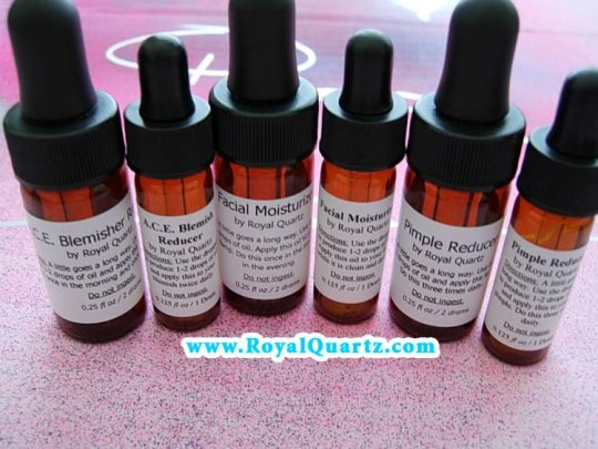 RQ Facial Oil Set