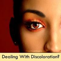 Dealing With Discoloration?